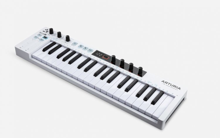 Arturia's KeyStep 37 is a $199 MIDI controller with scale and strum modes