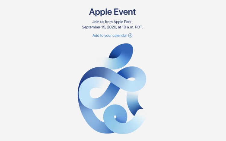 Apple's next big launch event will take place on September 15th