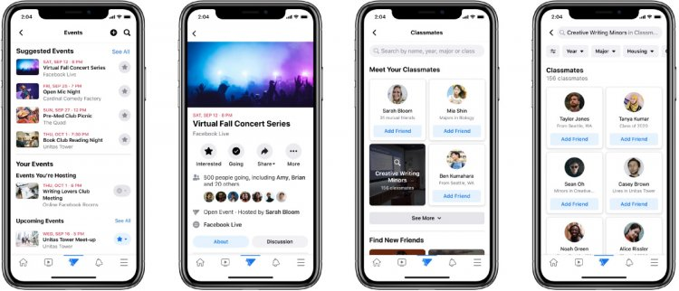 Facebook launches Campus to keep college kids connected (again)