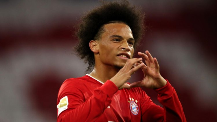 'Sane comeback looking very good' – Flick happy with Bayern Munich winger's recovery