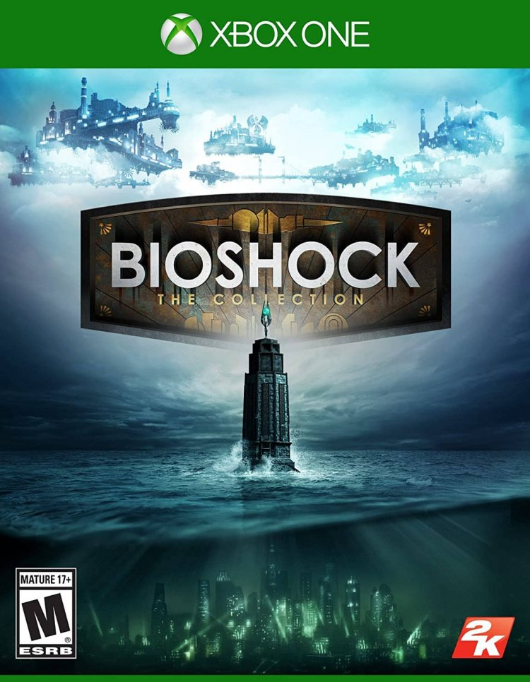 BioShock: The Collection - Xbox One $12.99