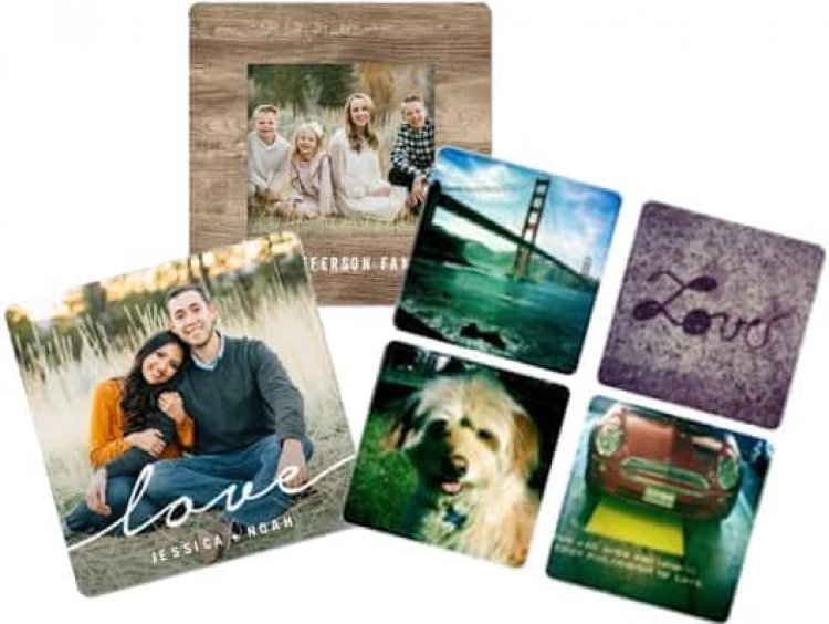 Shutterfly Personalized Photo Magnets (Various Styles) 6 for $0.25 + Free Shipping