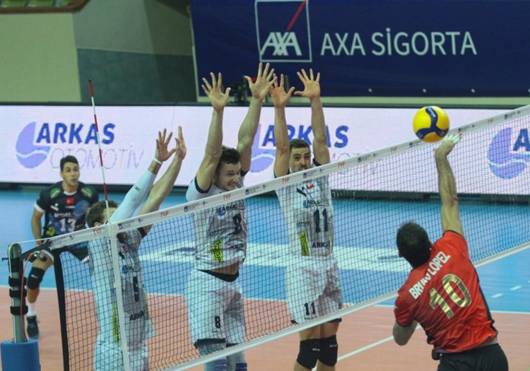 Turkey: Arkas prevail over Spor Toto in big match, Fenerbahçe record 6th win in row, Tokat upsets Galatasaray