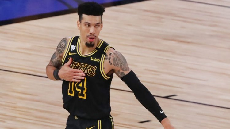 Danny Green to Lakers' fans on Game 5 miss: 'No, I don't owe you an apology'