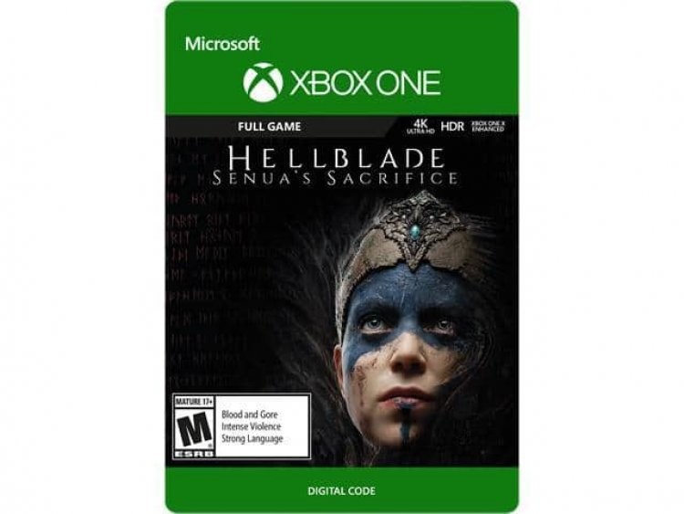 Xbox One Digital Games: Gears Tactics $25.50, Hellblade: Senua's Sacrifice $8.50 & More