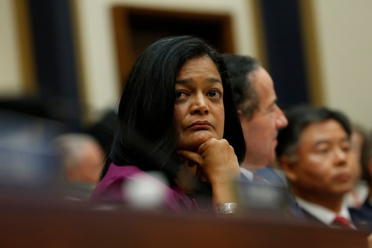 Pramila Jayapal tests positive for COVID-19 after sheltering in crowded Capitol room during riot
