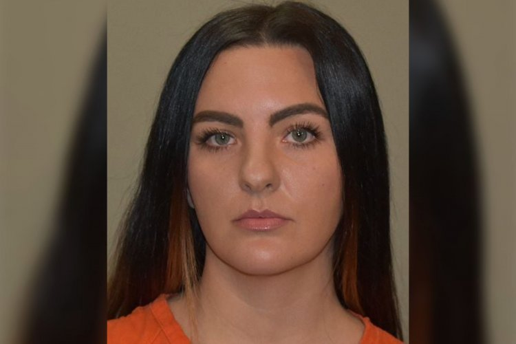 Woman allegedly mailed private nude images of man to dozens of people