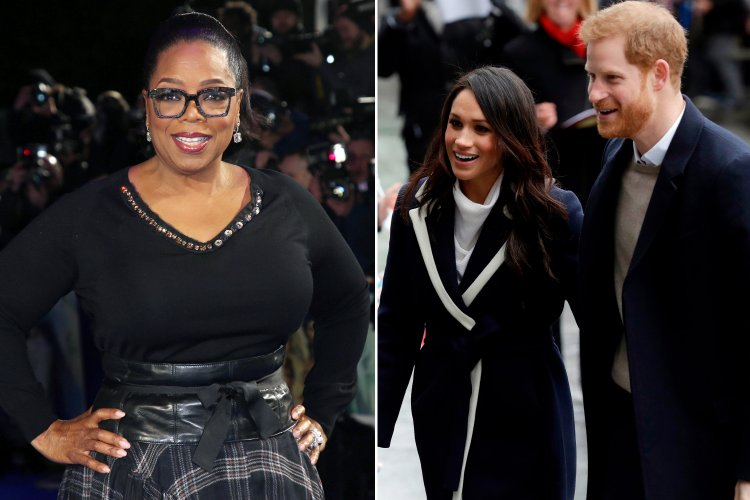 Half of all Brits don't want to watch Oprah's interview with Prince Harry and Meghan Markle