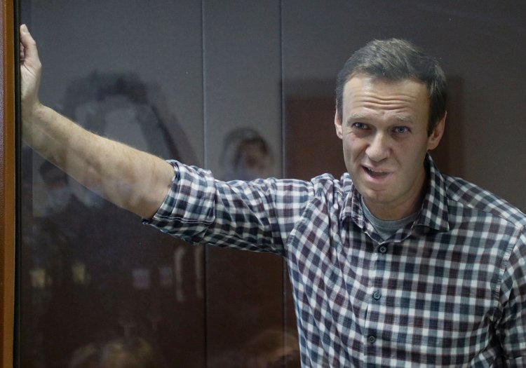 Alexei Navalny won't be silenced