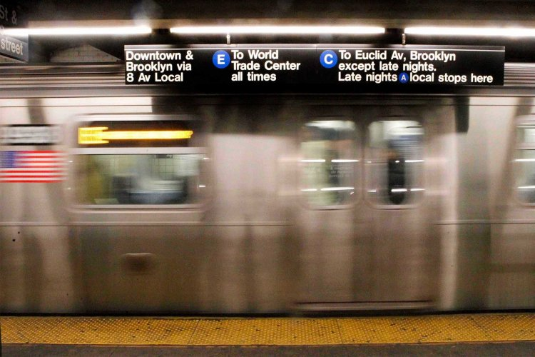 Vagrant slashes straphanger with sharp object in yet another subway attack