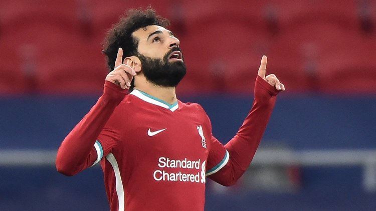 Salah scores first goal of career against Real Madrid