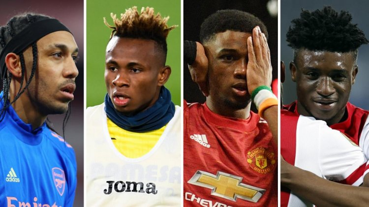 Europa League: Ranking Africa's contenders