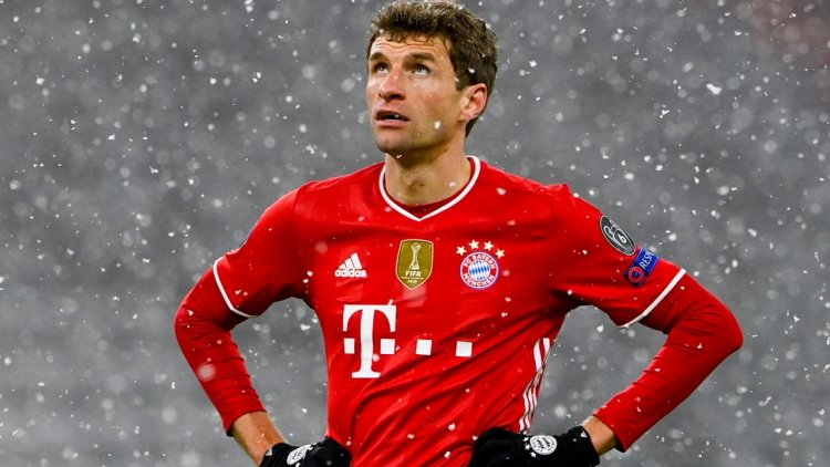Muller blames Bayern attack for UCL quarter-final defeat to PSG – 'If it ends 6-3 to us nobody can complain'