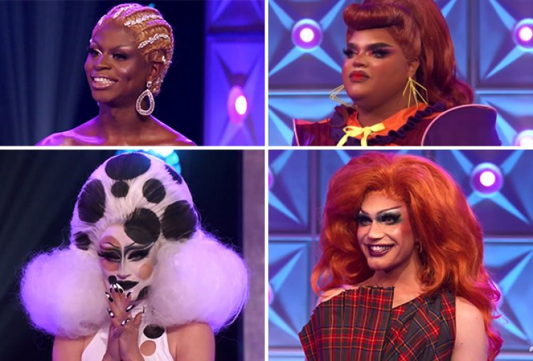 Drag Race Recap: Which 'Lucky' Queens Are Going to the Season 13 Finale?