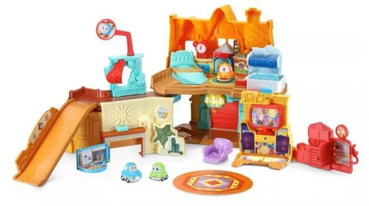 Target: Vtech Cory's Stay and Play Home Set $14 (Reg. $25)