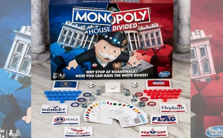 Target: Monopoly House Divided Game $9.99 (Reg. $20)