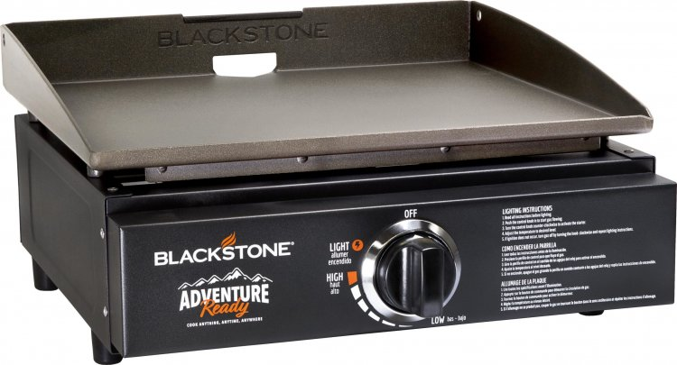 Walmart: Blackstone Adventure-Ready 17″ Tabletop Outdoor Griddle for ONLY $84.00