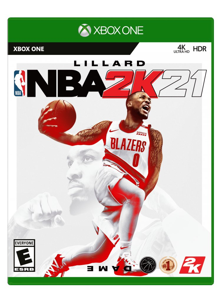 Walmart: NBA 2K21, 2K, Xbox One for ONLY $29.96 (Reg. $59.99)