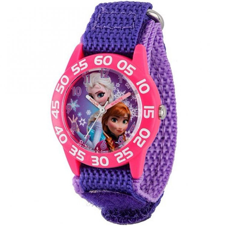 Walmart: Disney Frozen Anna & Elsa Girl's Watch Only $8.50 on (Regularly $25)